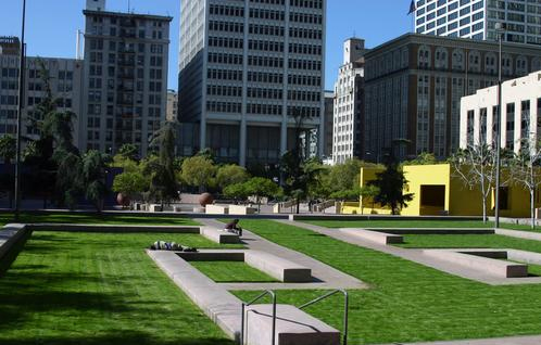 Pershing Square today